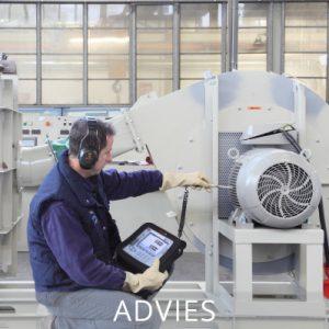 DE WIT projectsupport dienst: advies