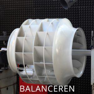DE WIT projectsupport dienst: balanceren