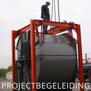 DE WIT projectsupport dienst: projectbegeleiding